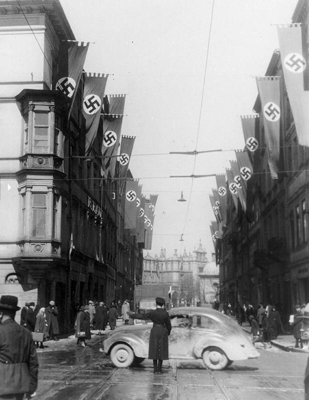 Tour sobre la Segunda Guerra Mundial