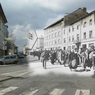 Tour sobre el Holocausto