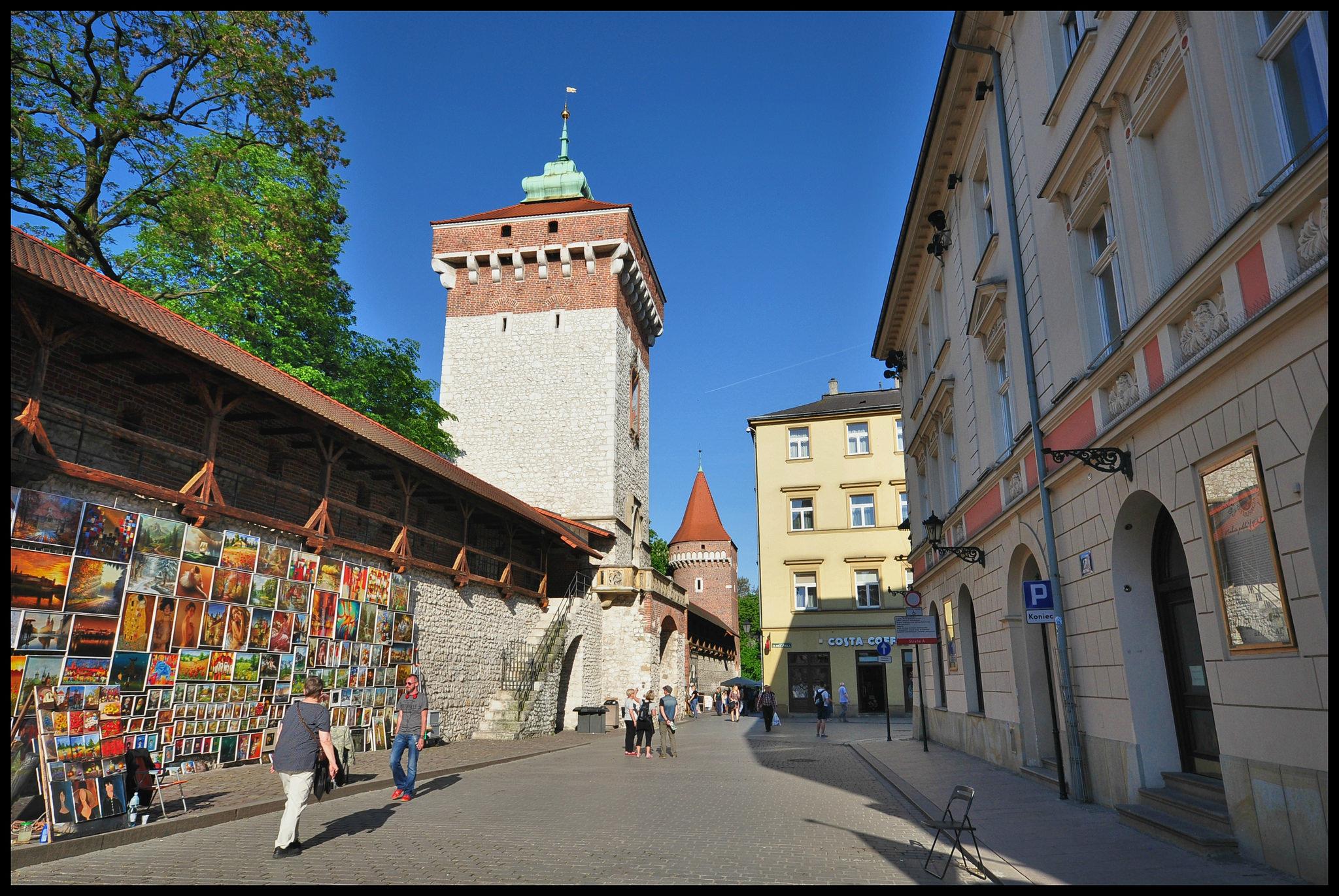 ¡Bienvenidos a Cracovia!
